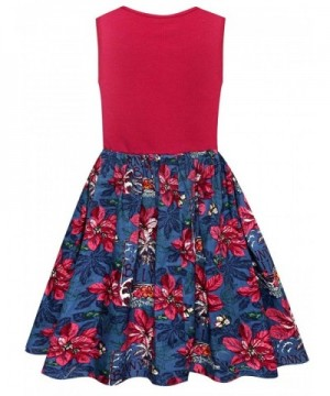 Cheap Real Girls' Casual Dresses Wholesale