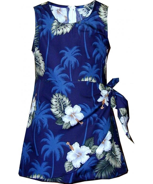 Pacific Legend Hibiscus Monstera Sarong