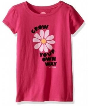 Life Good Girls Grow Flower