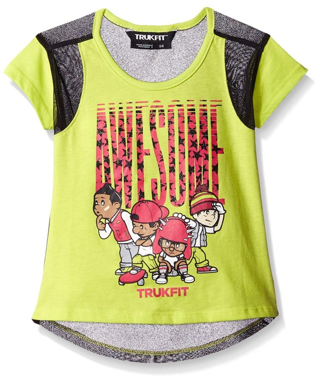 Trukfit Girls Tommy Friends Awesome