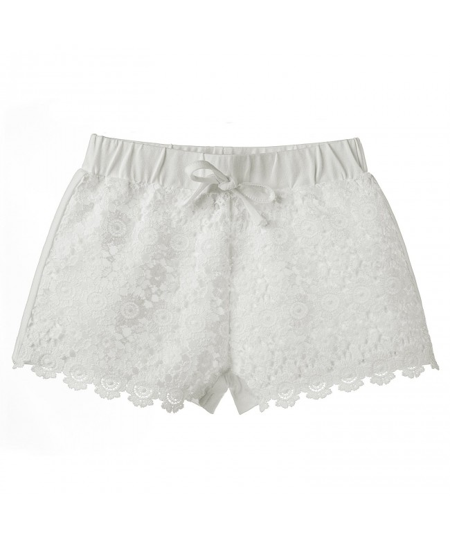 ISPED Girls Shorts Solid Exquisite