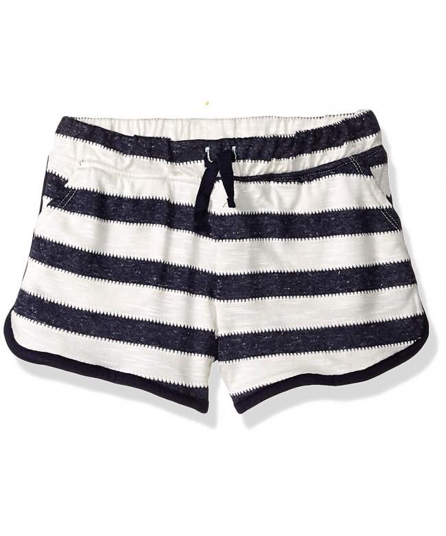 Splendid Girls Texture Stripe Short