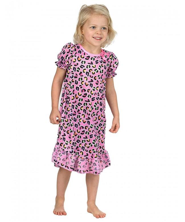 Laura Dare Girls Sleeve Nightgown