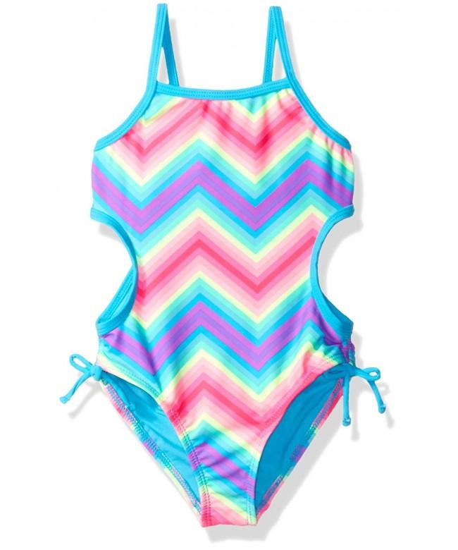 Angel Beach Rainbow Monokini Swimsuit