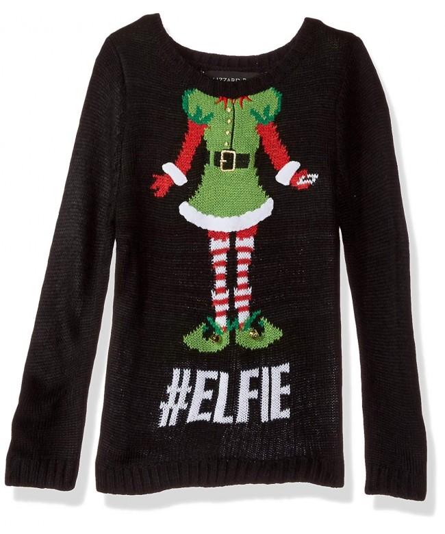Blizzard Bay Little Christmas Sweater