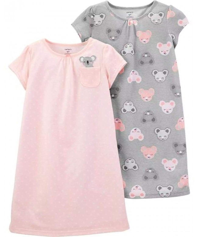 Carters Girls Gown Poly 373g082