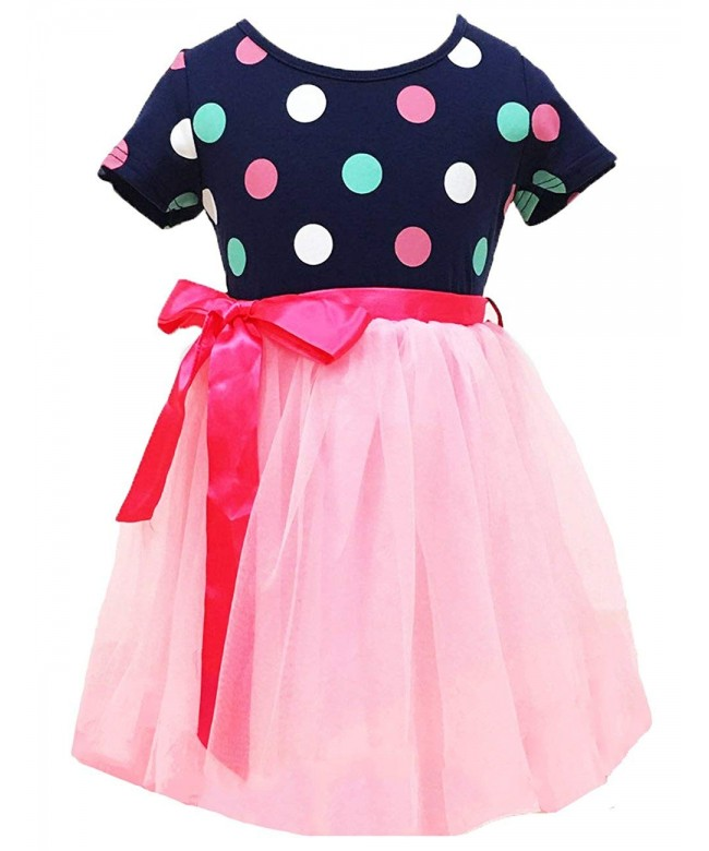 Little Dresses Toddler Multilayer Summer
