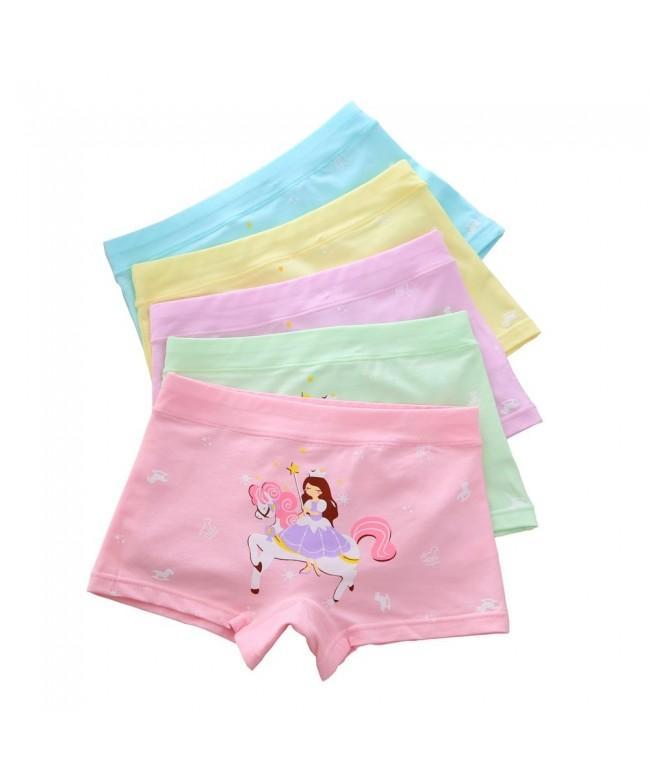 Jiaboy Panties Princess Underwear Boyshorts