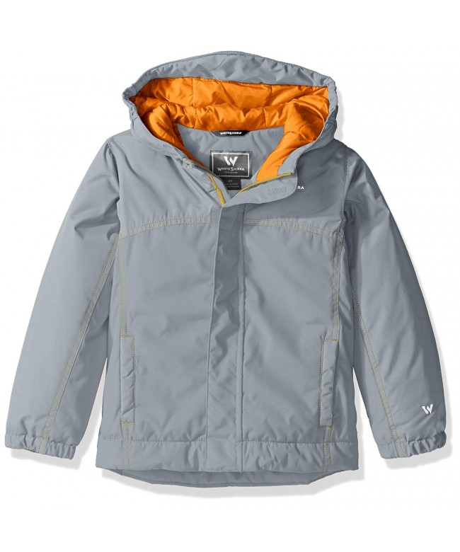 White Sierra Toddler Casper Insulated