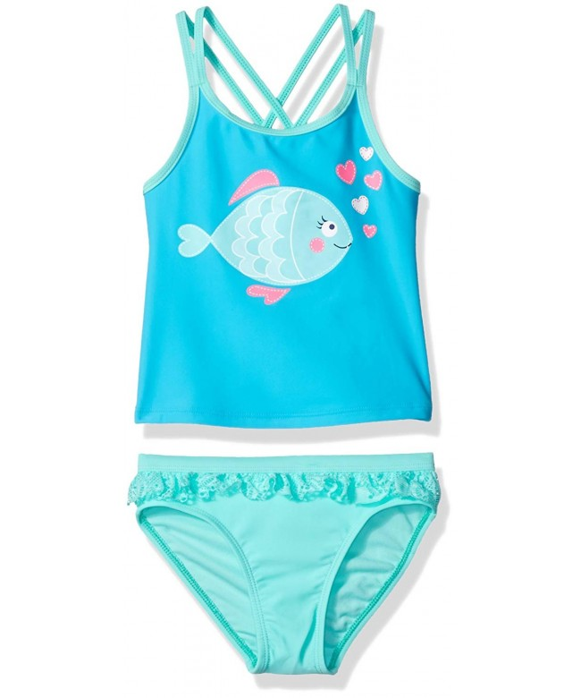 Angel Beach Little Girls Tankini
