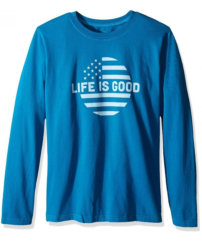 Life Good Longsleeve Boys Denim