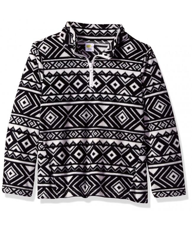 Crazy Girls Half Pullover Sweater