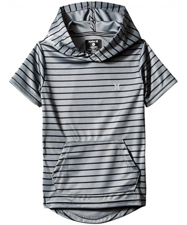Hurley Short Sleeve Hooded Pullover