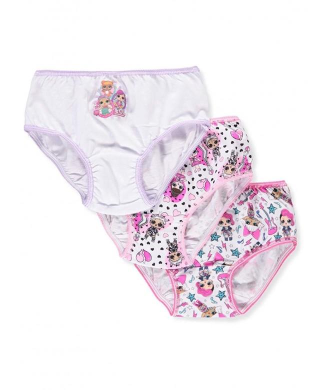 Surprise Pack Girls Panties Underwear