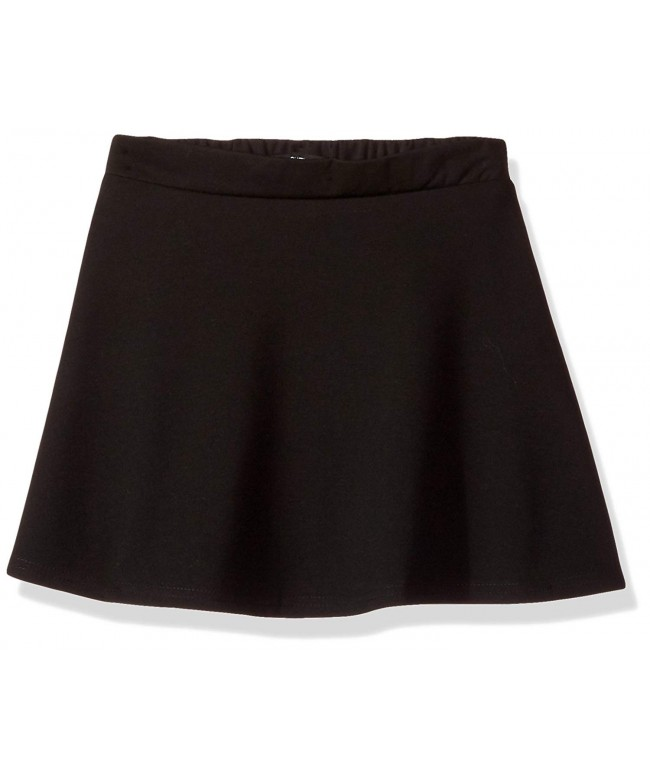 My Michelle Girls Ponte Skirt