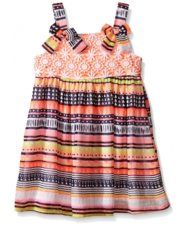 Blueberi Boulevard Little Stripe Sundress