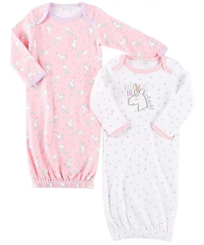 Quiltex Girls Toddler Unicorn Sleeper