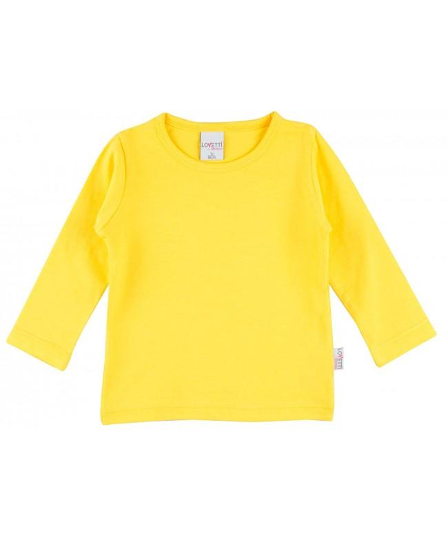 Lovetti Girls Basic Sleeve T Shirt