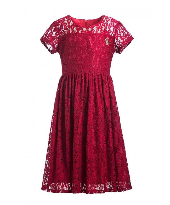 Emma Riley GirlsParty Dress Woven