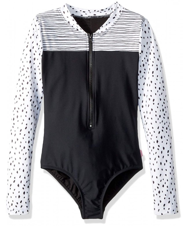 Seafolly Girls Surf Piece Swimsuit