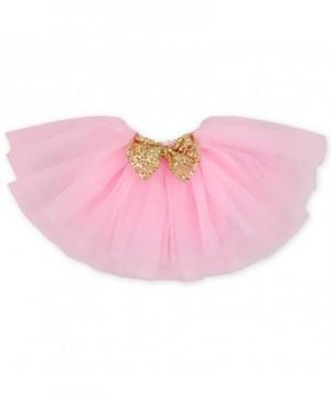 Girls Princess 3 Layers Sparkling Sequins