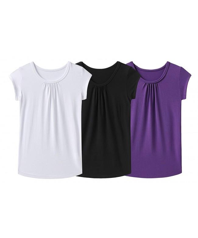 IRELIA Girls Sleeve Shirts School