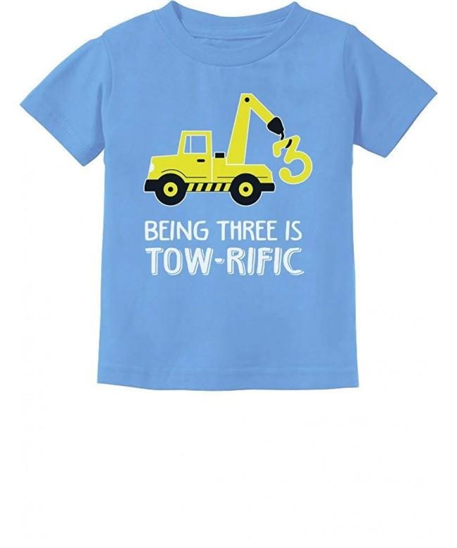 Tstars Birthday Tractor Construction Toddler