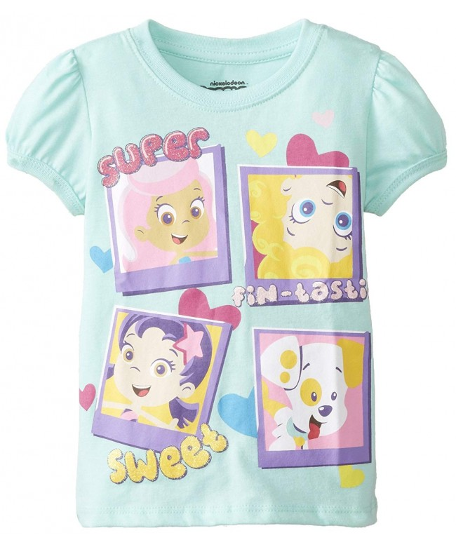 Nickelodeon Bubble Guppies Sleeve T Shirt