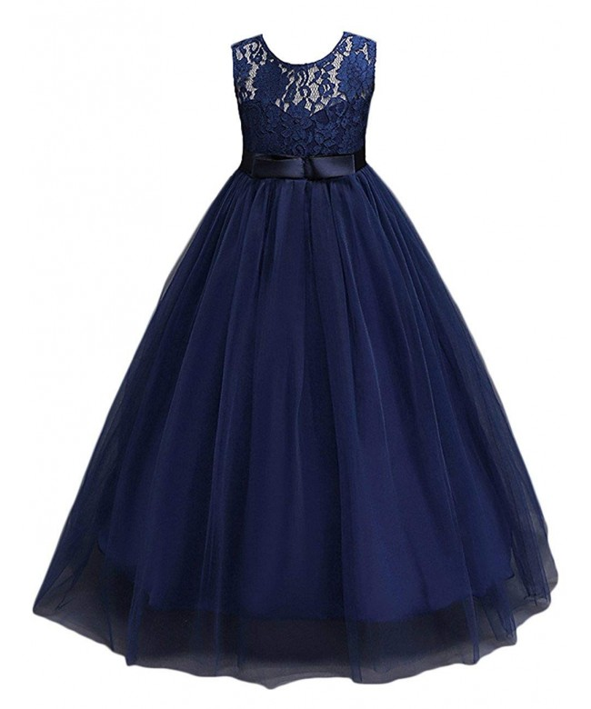 KDFSIN Princess Dresses Bridesmaid Communion