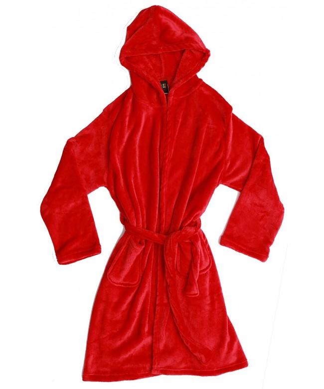 Just Love Hooded Plush Fleece