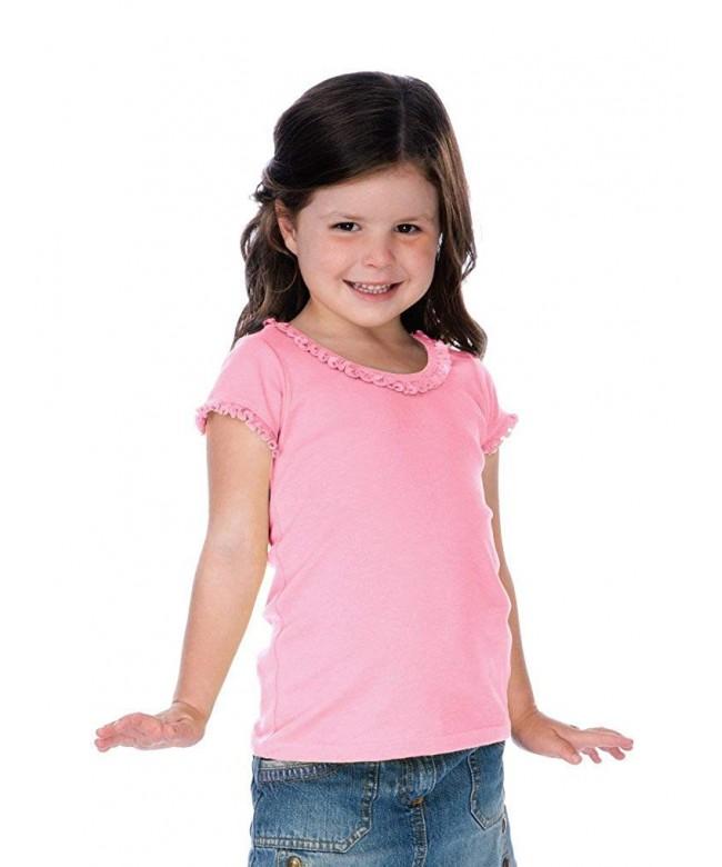 Kavio Little Girls Sunflower Sleeve