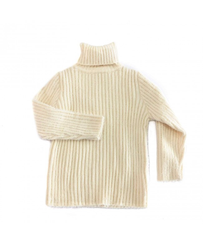 accsa Sleeve Turtleneck Pullover Sweater