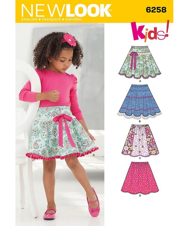 Simplicity Creative Patterns Childs 3 4 5 6 7 8 10 12