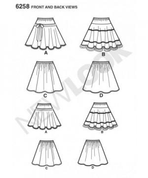 Trendy Girls' Skirts & Skorts