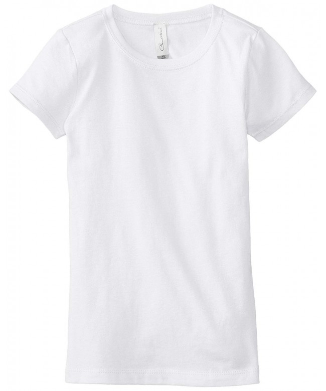 Girls Shirts Cotton Assorted Colors