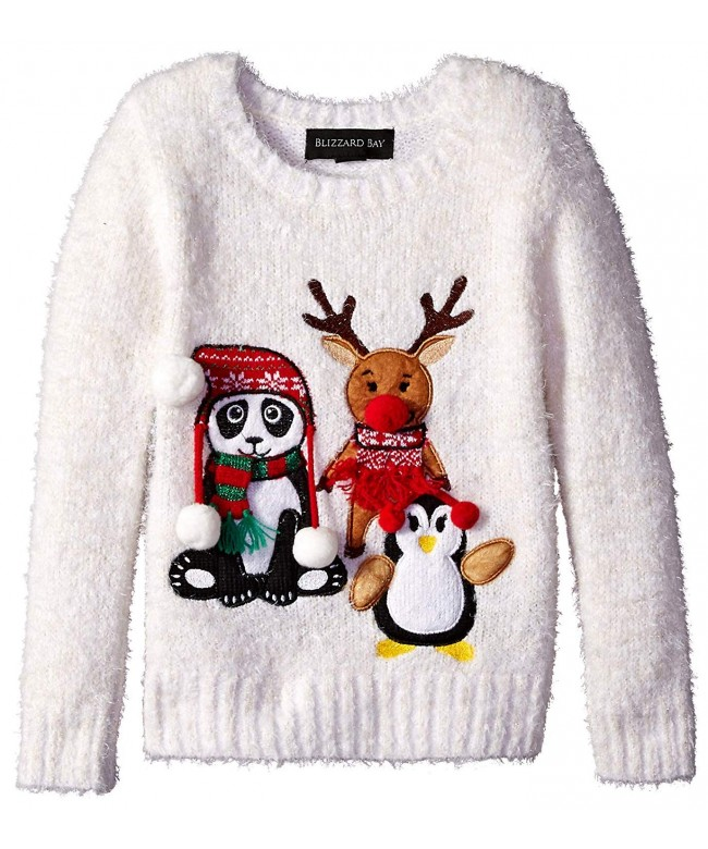 Blizzard Bay Friends Christmas Sweater