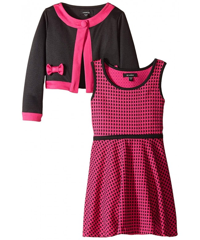 ZUNIE Girls Blister Dress Jacket
