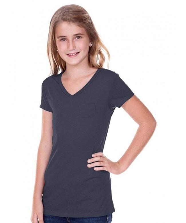 Kavio Girls Jersey Pocket Sleeve
