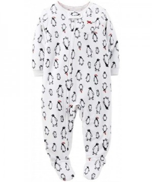 Carters Holiday Footie Toddler Kid