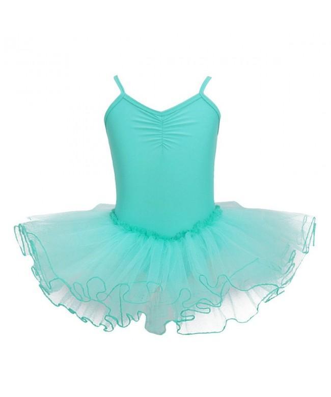 YiZYiF Camisole Leotard Dancewear Costumes