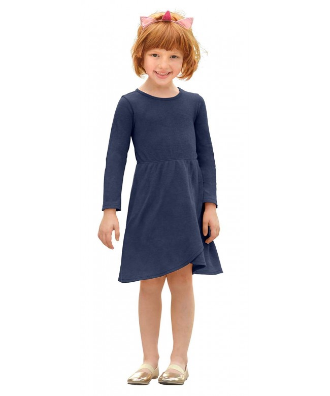 City Threads Girls Thermal Sleeve