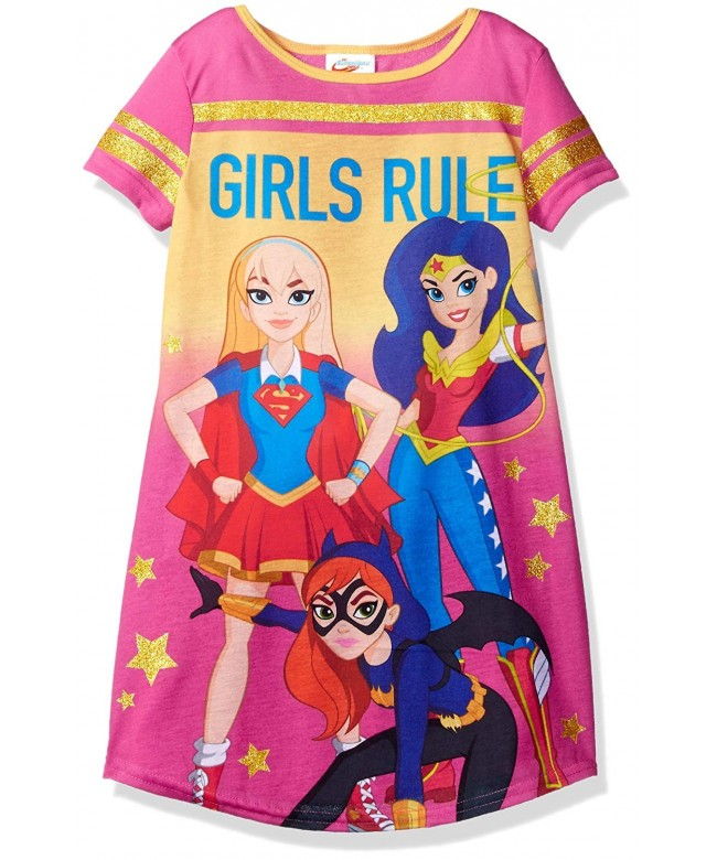 DC Comics Heroes Sleeve Nightgown
