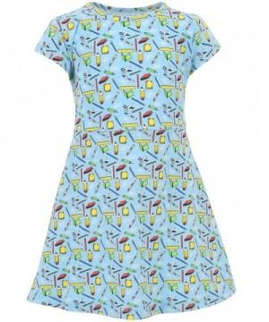 Unique Baby Girls School Dress