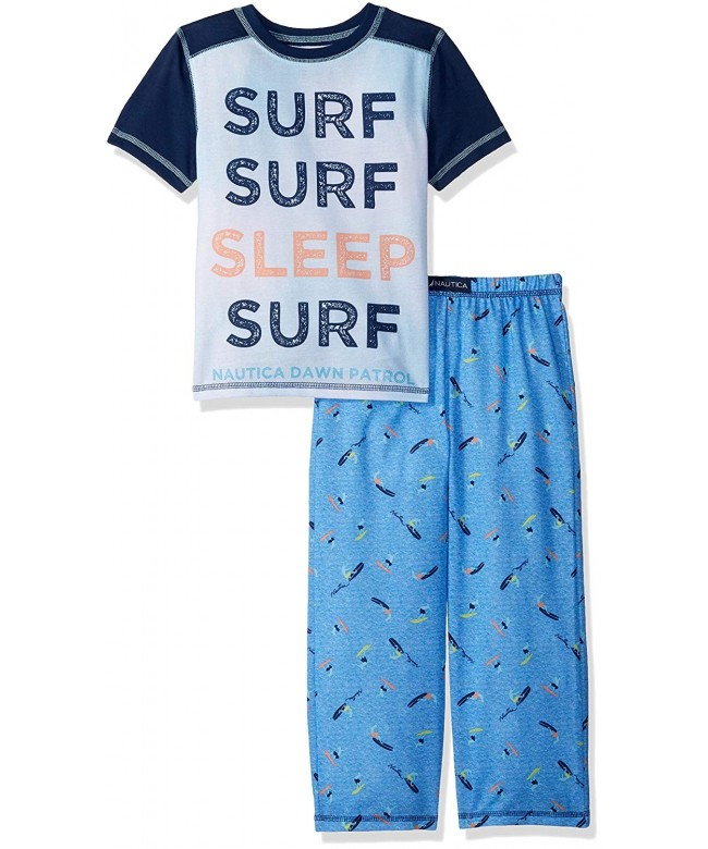 Nautica Boys Sleep Piece Pajama