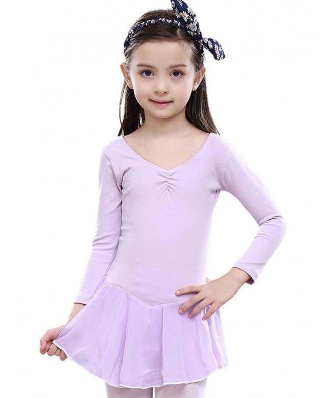 FEOYA Ballet Leotard Cotton Dancing