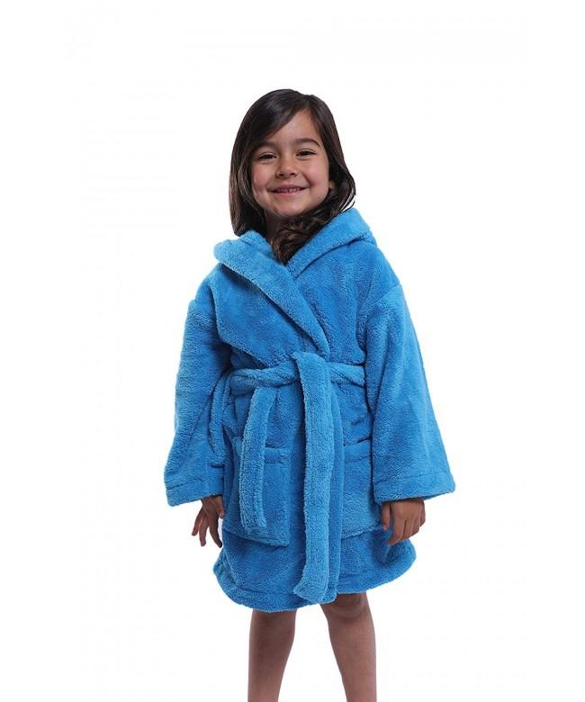 Bagno Milano Kids Bathrobe Micro Fleece