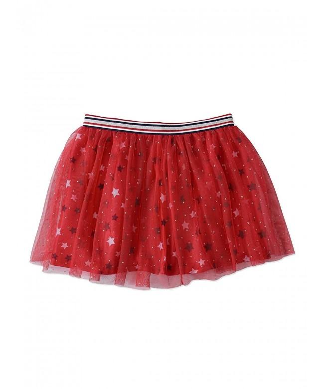 Assorted Girls Layered Skirt Sizes