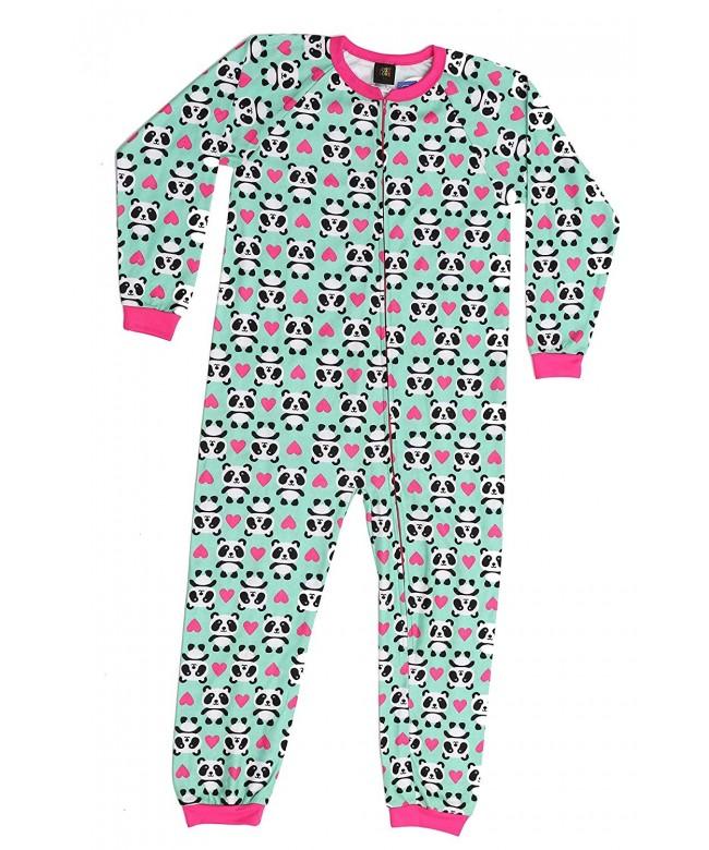 Just Love Printed Flannel Sleepers
