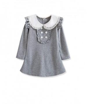 VIYOO Cotton Holiday Sleeve Clothing