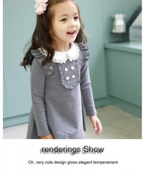 Latest Girls' Casual Dresses Outlet